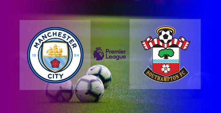Live Streaming Manchester City vs Southampton