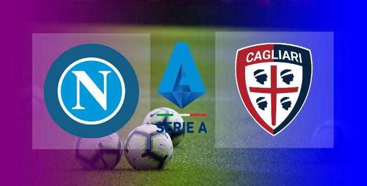 Hasil Napoli vs Cagliari