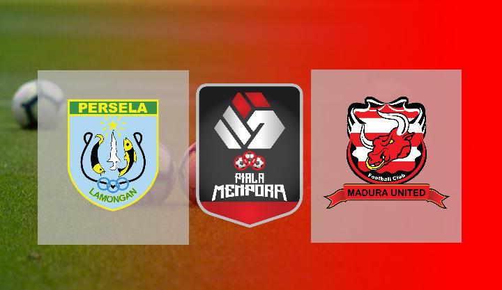 Live Streaming Persela Lamongan vs Madura United