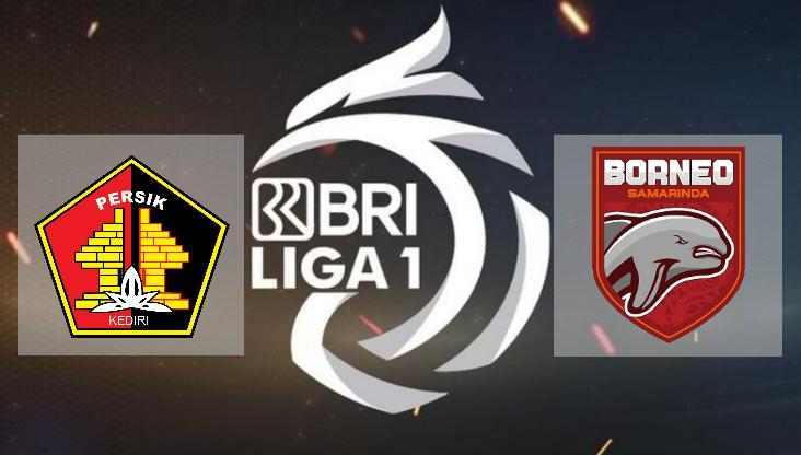 Hasil Persik Kediri vs Borneo FC Skor Akhir 1-0