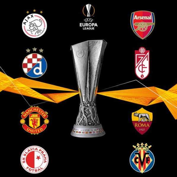 Quarter Final Liga Europa