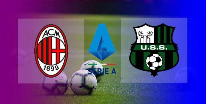 Hasil AC Milan vs Sassuolo