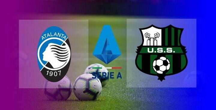 Hasil Atalanta vs Sassuolo Skor Akhir 2-1