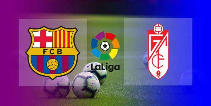 Hasil Barcelona vs Granada