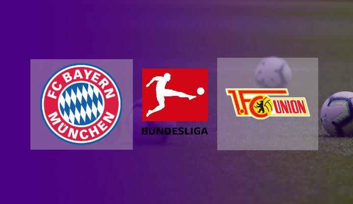 Hasil Bayern Munchen vs Union Berlin Skor Akhir 1-1