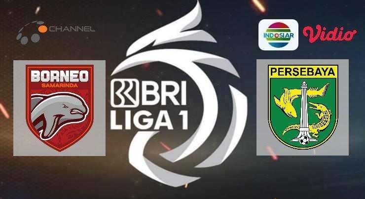 Hasil Borneo FC vs Persebaya Skor Akhir 3-1