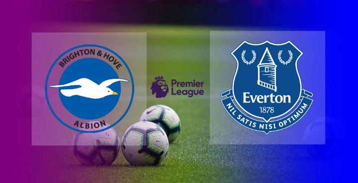 Hasil Brighton vs Everton