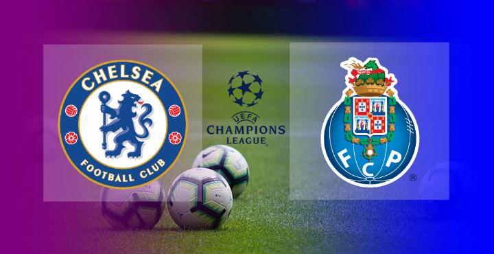Hasil Chelsea vs FC Porto Leg 2 Quarter Final Liga Champions