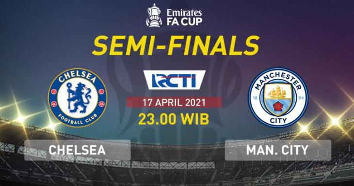 Chelsea vs Manchester City Live RCTI