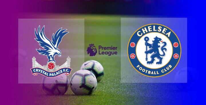 Hasil Crystal Palace vs Chelsea Tadi Malam