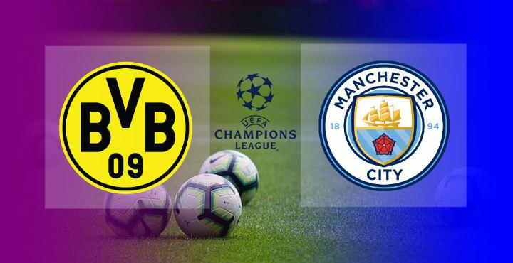 Hasil Dortmund vs Manchester City Leg 2 Quarter Final UCL