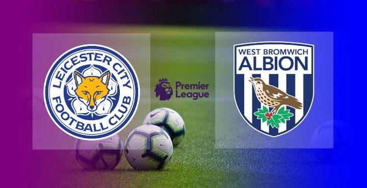 Hasil Leicester City vs West Brom Skor Akhir 3-0