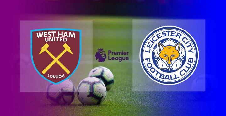 Hasil West Ham vs Leicester City Skor Akhir 3-2