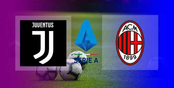Hasil Juventus vs AC Milan Skor Akhir 1-1