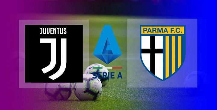 Hasil Juventus vs Parma
