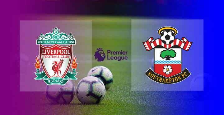 Live Streaming Liverpool vs Southampton