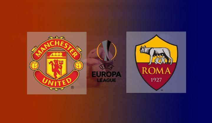 Hasil MU vs Roma Leg 1 Semifinal Liga Europa