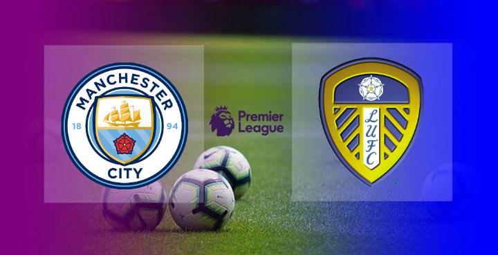 Hasil Manchester City vs Leeds United