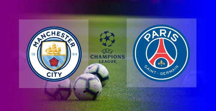 Hasil Manchester City vs PSG Leg 2 Semifinal Liga Champions 2020-2021