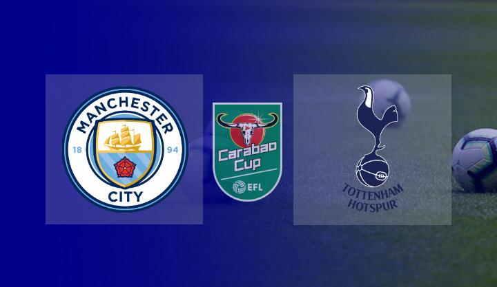 Hasil Manchester City vs Tottenham Hotspur Final Carabao Cup 2020-2021
