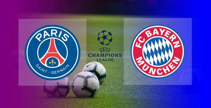 hasil PSG vs Bayern Munchen Leg 2 Quarter Final LIga Champions tadi malam