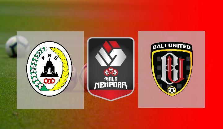 Hasil PSS Sleman vs Bali United Tadi malam