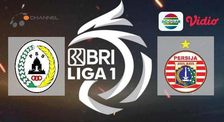 Hasil PSS Sleman vs Persija Jakarta Skor Akhir 1-1