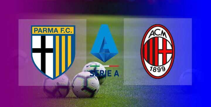 Hasil Parma vs AC Milan Tadi malam