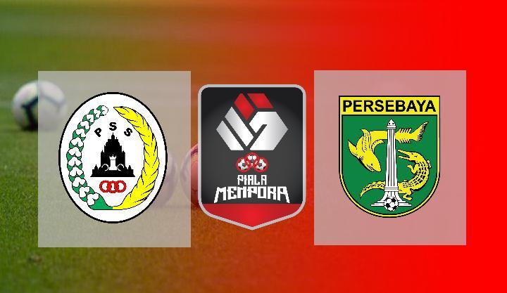 Hasil PSS Sleman vs Persebaya