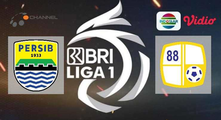 Hasil Persib Bandung vs Barito Putera Skor Akhir 1-0