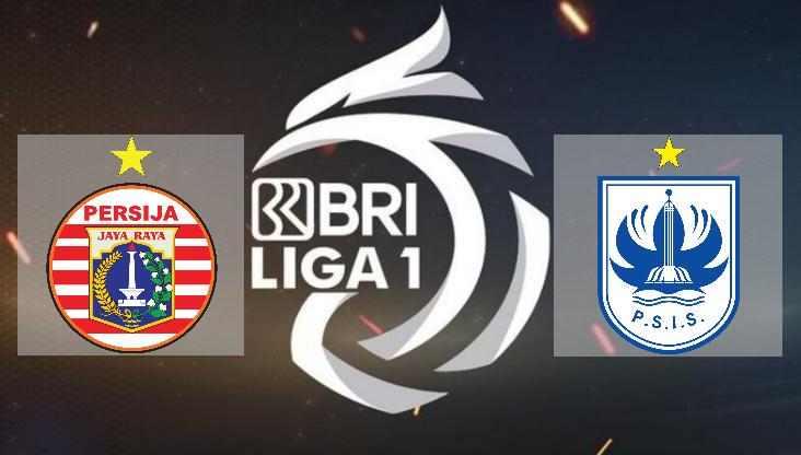 Hasil Persija Jakarta vs PSIS Semarang Skor Akhir 2-2
