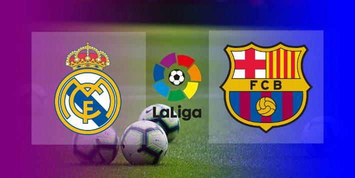 Hasil el Clasico Real Madrid vs Barcelona Tadi malam