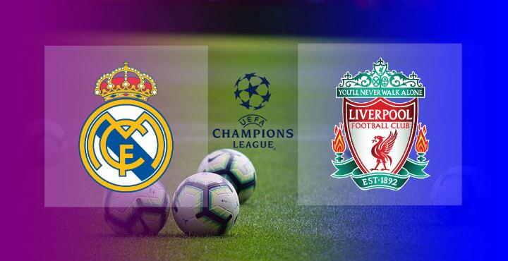 Hasil Real Madrid vs Liverpool Tadi Malam