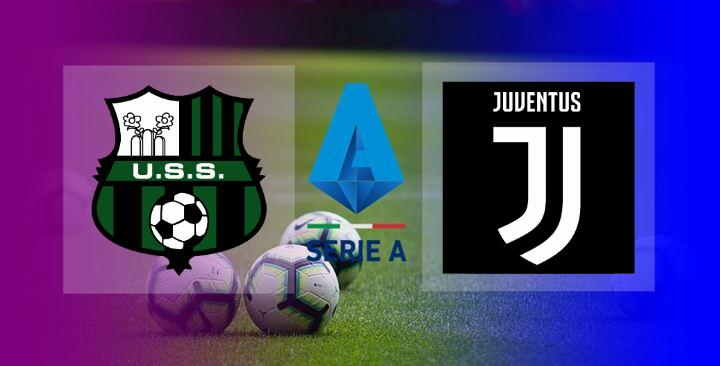 Live Streaming Sassuolo vs Juventus