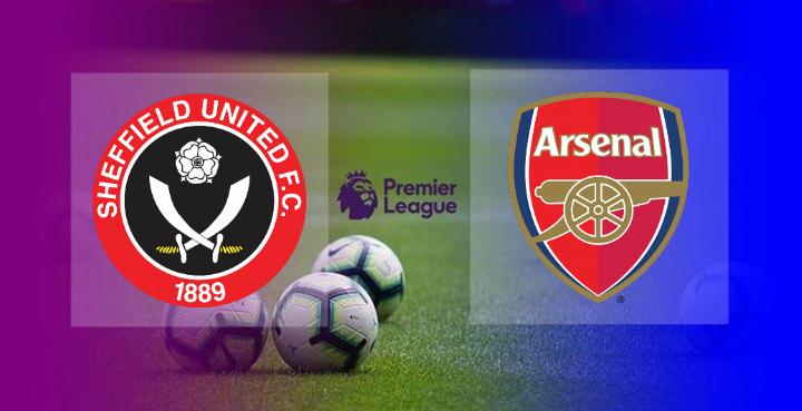 Hasil Sheffield United vs Arsenal Tadi Malam