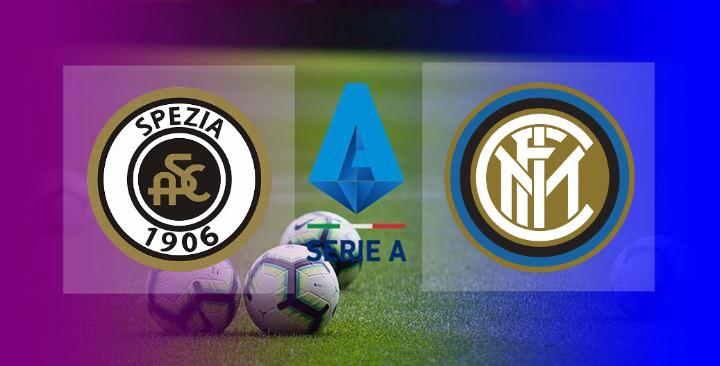 Hasil Spezia vs Inter Milan