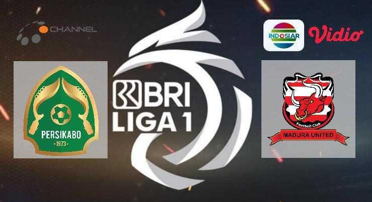 Hasil Persikabo vs Madura United