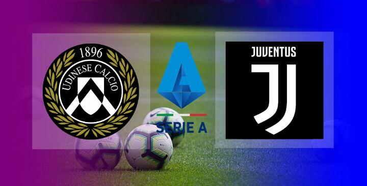 Hasil Udinese vs Juventus