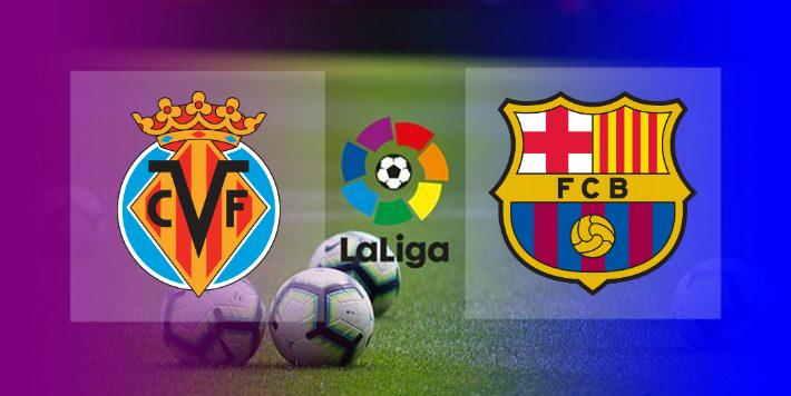 Hasil Villarreal vs Barcelona