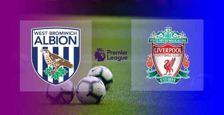 Hasil West Brom vs Liverpool