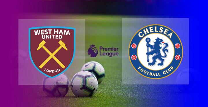 Hasil West Ham vs Chelsea