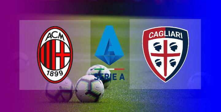 Hasil AC Milan vs Cagliari Skor Akhir 4-1