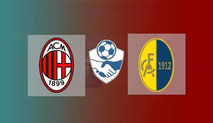 Hasil AC Milan vs Modena Skor AKhir 5-0 | Friendly Match 2021