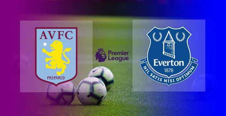 Hasil Aston Villa vs Everton Pekan 36 Skor Akhir 0-0