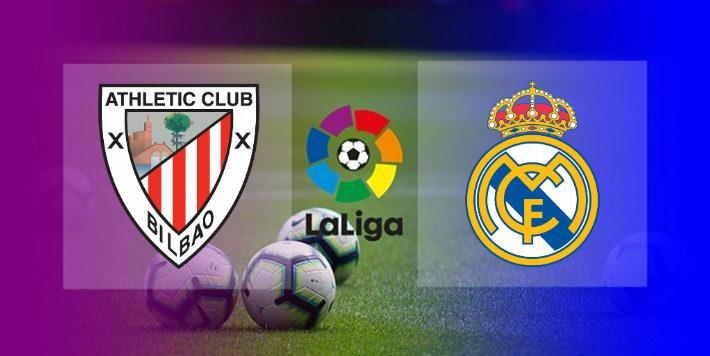 Hasil Athletic Bilbao vs Real Madrid