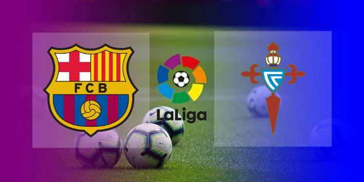 Hasil Barcelona vs Celta Vigo