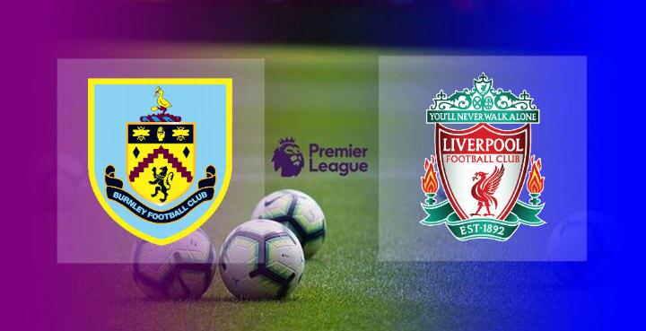 Hasil Burnley vs Liverpool