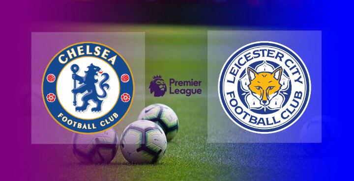 Hasil Chelsea vs Leicester City Pekan 37 Liga Inggris