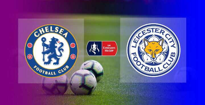 Hasil Chelsea vs Leicester City Final FA Cup 2020-2021