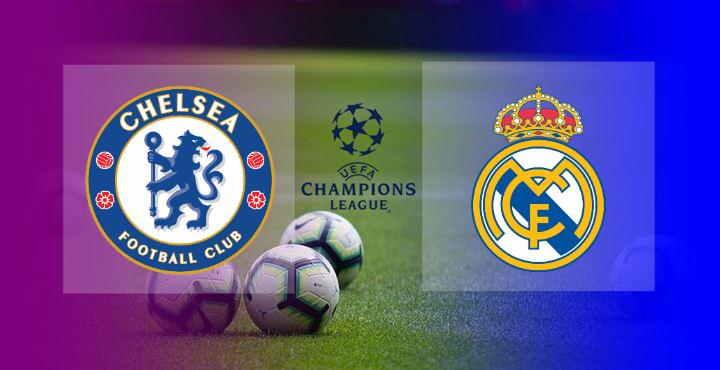 Hasil Chelsea vs Real Madrid Leg 2 Semifinal Liga Champions tadi malam